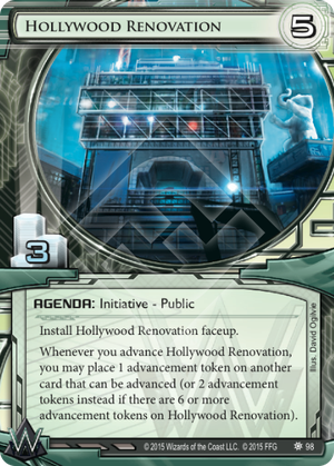 Android Netrunner Hollywood Renovation Image