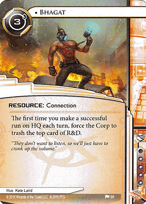 Android Netrunner Bhagat Image