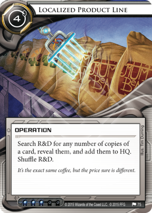 Android Netrunner Localized Product Line Image