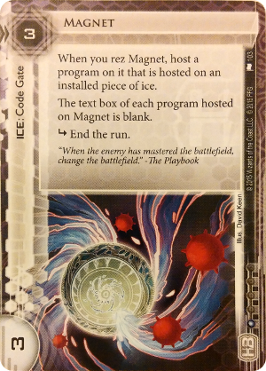 Android Netrunner Magnet Image