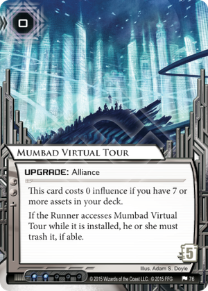 Android Netrunner Mumbad Virtual Tour Image