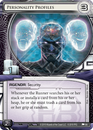 Android Netrunner Personality Profiles Image