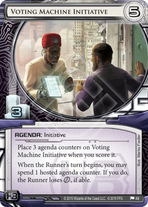 Android Netrunner Voting Machine Initiative Image