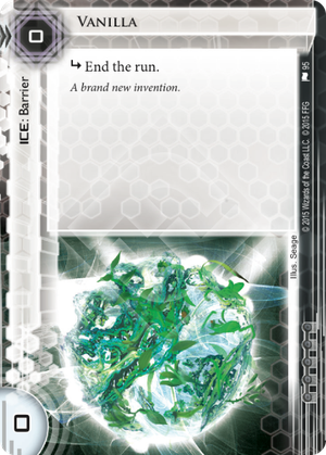 Android Netrunner Vanilla Image