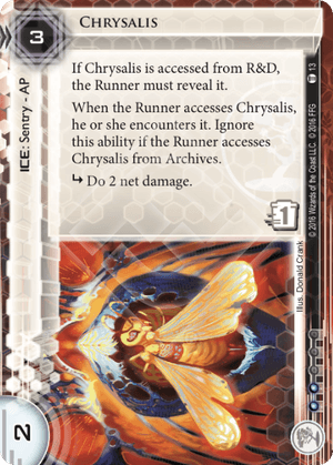 Android Netrunner Chrysalis Image