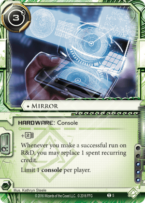 Android Netrunner Mirror Image