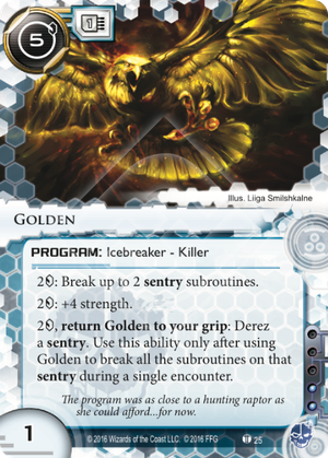 Android Netrunner Golden Image