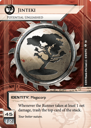 Android Netrunner Jinteki: Potential Unleashed Image