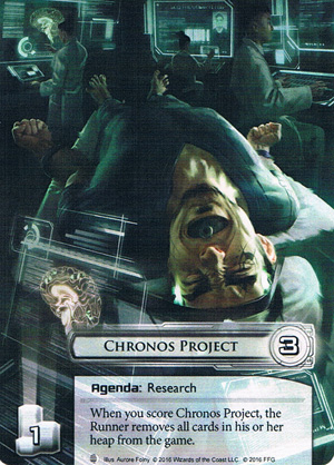 Android Netrunner Chronos Project Image