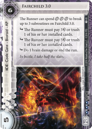 Android Netrunner Fairchild 3.0 Image