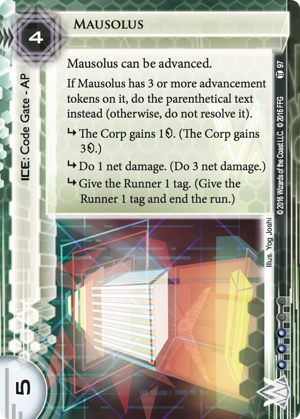 Android Netrunner Mausolus Image