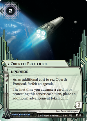 Android Netrunner Oberth Protocol Image