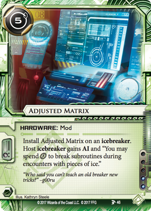 Android Netrunner Adjusted Matrix Image