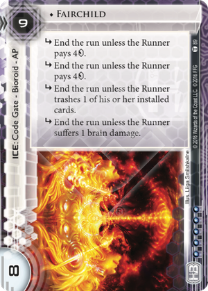 Android Netrunner Fairchild Image