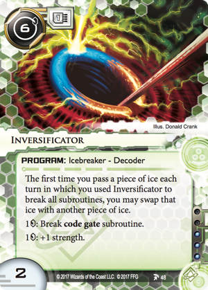Android Netrunner Inversificator Image