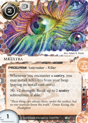 Android Netrunner MKUltra Image
