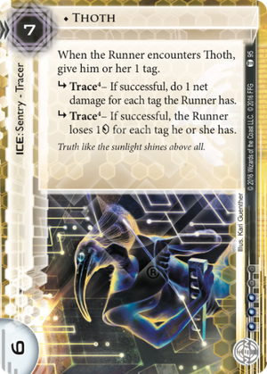 Android Netrunner Thoth Image
