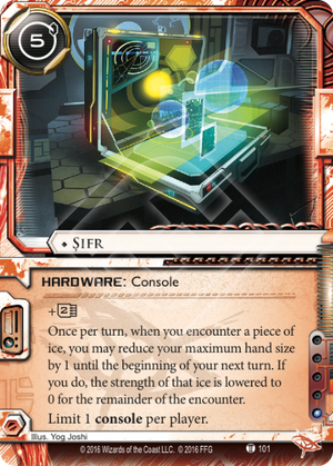 Android Netrunner Şifr Image