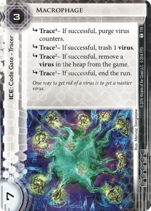 Android Netrunner Macrophage Image