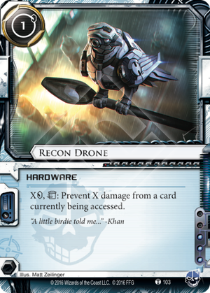 Android Netrunner Recon Drone Image