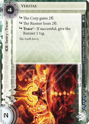 Android Netrunner Veritas Image
