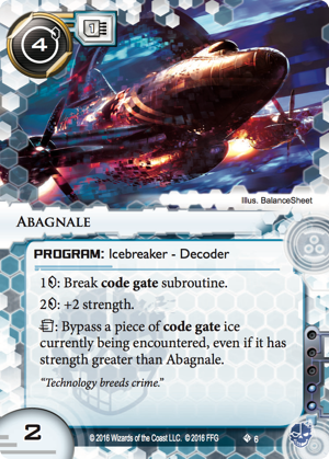 Android Netrunner Abagnale Image
