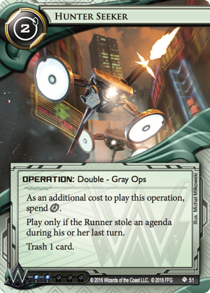 Android Netrunner Hunter Seeker Image
