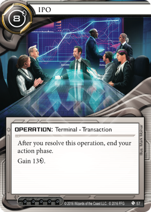 Android Netrunner IPO Image