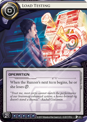 Android Netrunner Load Testing Image