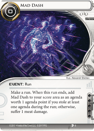 Android Netrunner Mad Dash Image