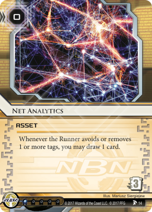 Android Netrunner Net Analytics Image