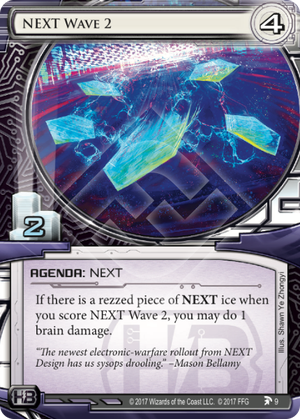 Android Netrunner NEXT Wave 2 Image