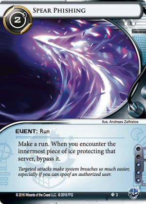 Android Netrunner Spear Phishing Image