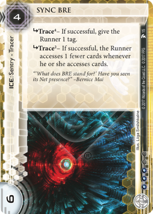 Android Netrunner SYNC BRE Image