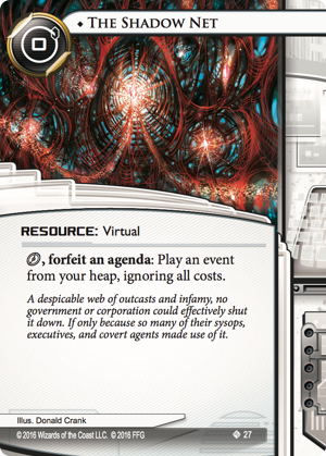 Android Netrunner The Shadow Net Image