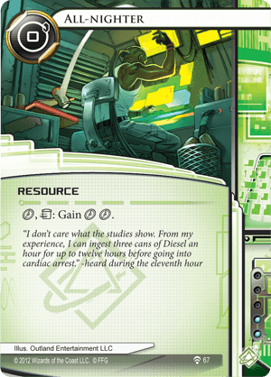 Android Netrunner All-nighter Image