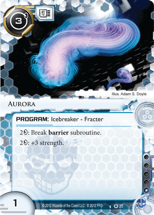 Android Netrunner Aurora Image