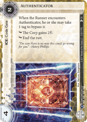Android Netrunner Authenticator Image