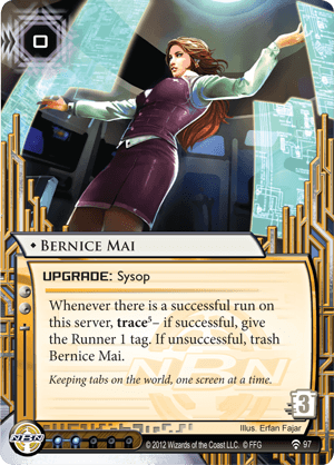 Android Netrunner Bernice Mai Image