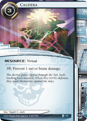Android Netrunner Caldera Image