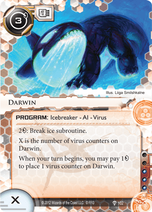 Android Netrunner Darwin Image