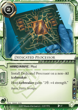 Android Netrunner Dedicated Processor Image