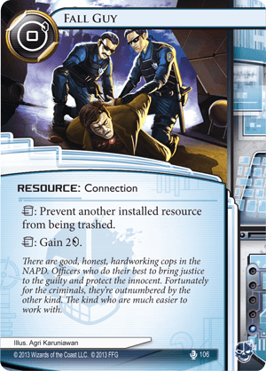 Android Netrunner Fall Guy Image