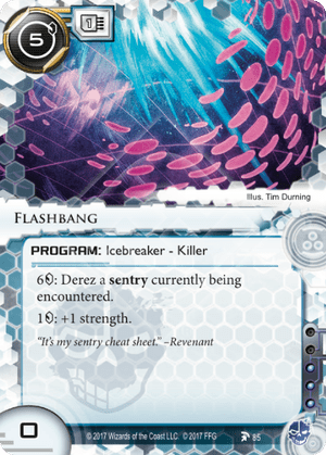 Android Netrunner Flashbang Image