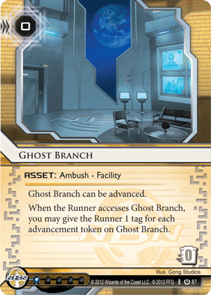 Android Netrunner Ghost Branch Image