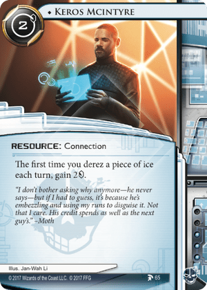 Android Netrunner Keros Mcintyre Image