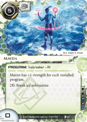 Android Netrunner Maven Image