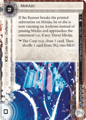 Android Netrunner Mir?ju Image