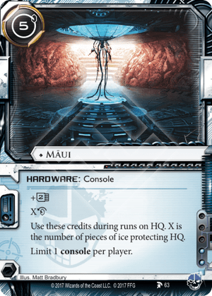 Android Netrunner Māui Image