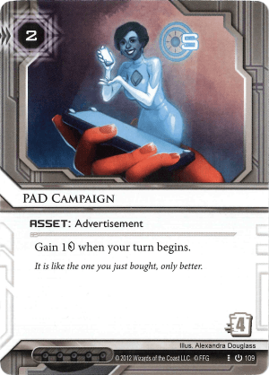 Android Netrunner PAD Campaign Image